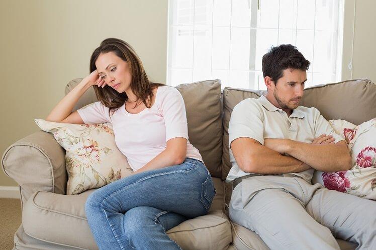 זוגיות במשבר לפני אימון זוגי